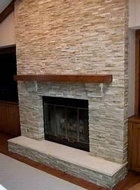 stone tile fireplace designs Stone Tile Fireplace | Tile Design Ideas