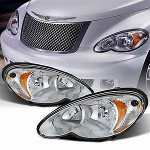 2006 2007 2008 2009 2010 Chrysler Pt Cruiser Headlights