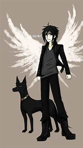 cool Anubis drawing | Kane Chronicles Fanatic | Pinterest ...