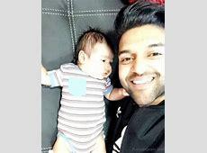 Guru Randhawa With Little Baby