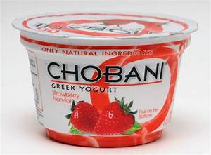 Chobani yogurt not Greek enough, deceives customers ...