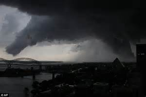 Memphis Tennessee Tornadoes