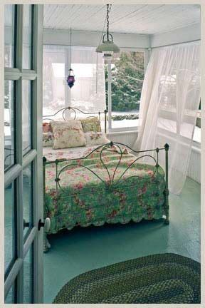 Cottage Sleeping Porch