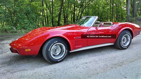 1975 corvette convertible l 82 html autos weblog