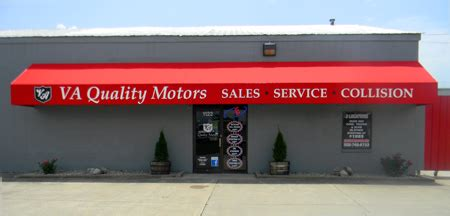 service department va quality motors louisville ky