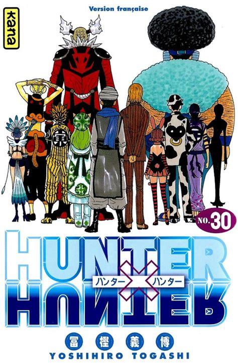2871297819 hunter x hunter tome review hunter x hunter tome 30 meruemu yzgeneration