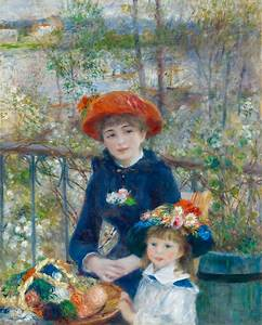 File:Renoir - The Two Sisters, On the Terrace.jpg ...