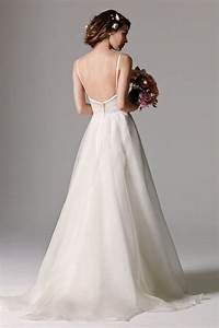 watters wedding dresses fall 2015 collection modwedding With mod wedding dresses