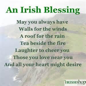 wedding sayings blessings at irishshop