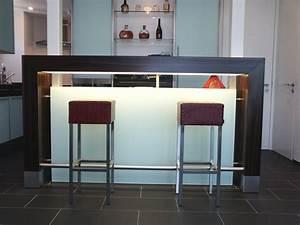 Küchen Mit Bar : k che als m belst ck ~ Markanthonyermac.com Haus und Dekorationen