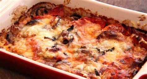 cuisiner courgette gratin d 39 aubergines à l 39 italienne aux fourneaux