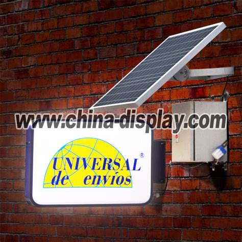 square shape acrylic advertising outdoor light box