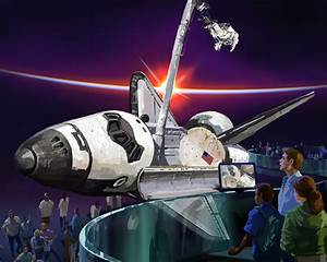 NASA - Construction Begins on Atlantis' Permanent Home