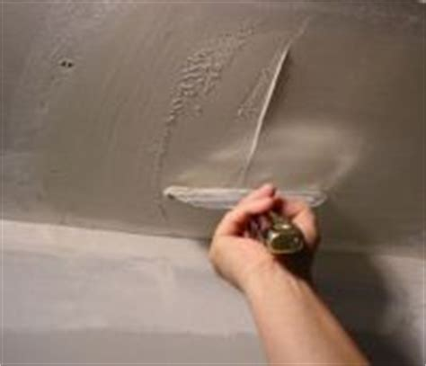 skim coat ceiling cracking skimming walls and ceilings do it yourself help