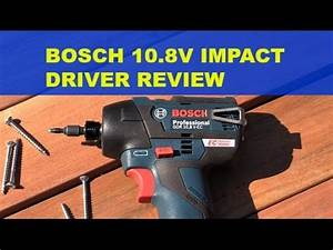 Bosch 10 8v : tool review bosch gdr 10 8v ec impact driver youtube ~ Orissabook.com Haus und Dekorationen