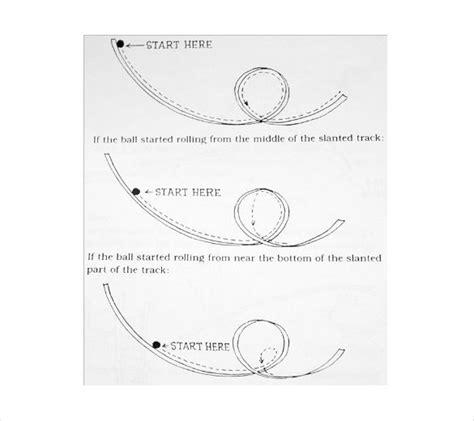paper roller coaster templates  print  deola