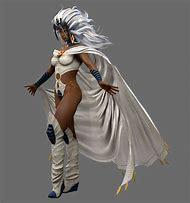 Marvel Heroes Storm Costumes