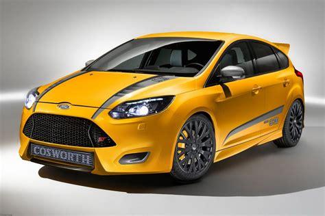 St Car ford announces 5 custom focus st tuned cars for sema