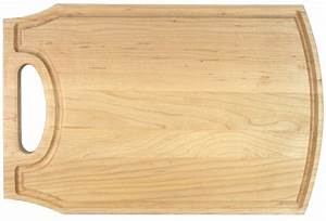Large cutting board with handle