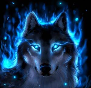 Nordic Wiccan: Wolf