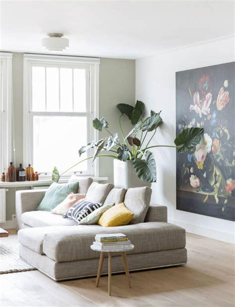 inspiring living room ideas  plants