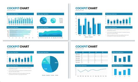 powerpoint chart template  sample