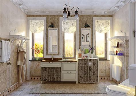 primitive country bathroom ideas provence style interior design ideas