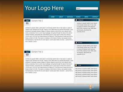 Layout Web Templates Template Website Blank Newdesignfile