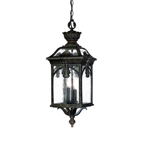 Hanging Porch Light Fixtures by Acclaim Lighting Belmont Collection Hanging Outdoor 3