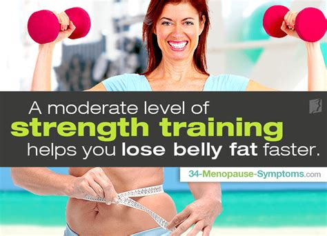 Lose Belly Fat: 7 Alternative Things to Do | Menopause Now