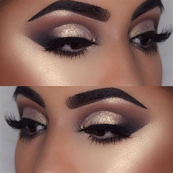Best Prom Eye Makeup Ideas Pinterest