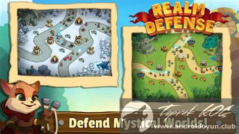 realm defense hero legends td  mod apk  hileli