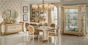 Luxury Dining Room Furniture Sets by Classical And Modern Italian Furniture Store Interiors