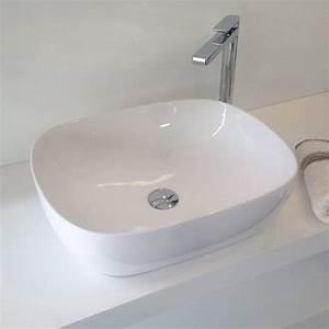 Vasque Ronde A Poser 30 Cm : retrouvez notre collection de vasque poser blanche en ~ Premium-room.com Idées de Décoration