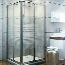 Falttür Dusche Kunststoff : duschkabine 90x75cm g nstig online kaufen bei ebay ~ Frokenaadalensverden.com Haus und Dekorationen