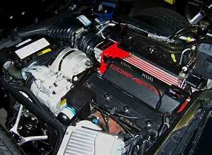 1996 Corvette Horsepower