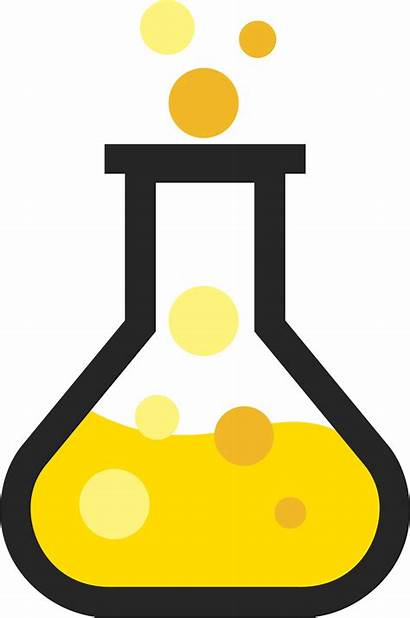 Clipart Chemistry Clip Chemical Flask Laboratory Transparent