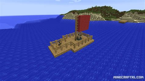 Minecraft Boat Houses Mod by Ships Mod For Minecraft 1 7 10