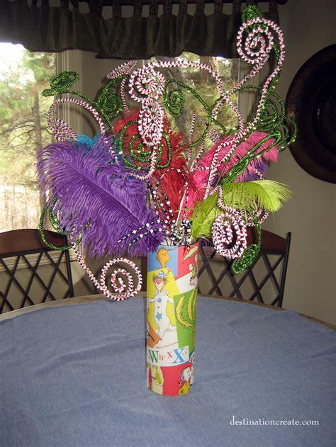 dr seuss party diy ideas whimsical  decoration