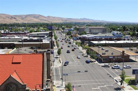 downtown yakima snapshots