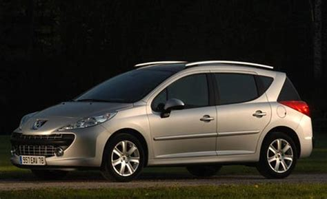 peugeot 2015 models 2015 peugeot 207 sw pictures information and specs