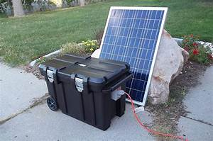 Diagram Solar Panel With Generator Back Up