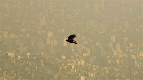 tehran air pollution