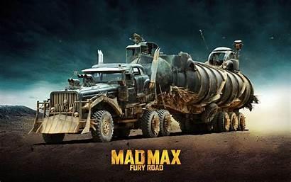 Mad Fury Max Road Wallpapers War Rig