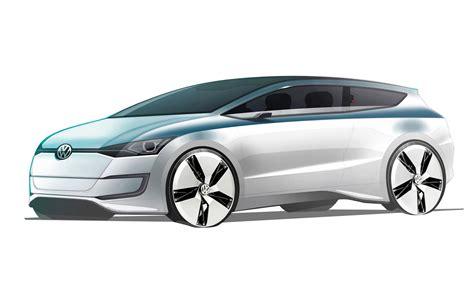 Vw Up Lite Design Sketch Car Body Design