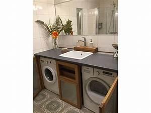 Waschmaschine 50 Cm : bildergebnis f r waschtisch 50 cm neben waschmaschine kleine b der pinterest home ~ Eleganceandgraceweddings.com Haus und Dekorationen