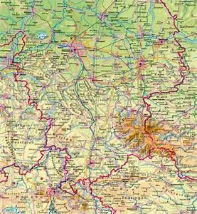 Deutschland Physische Karte : niedersachsen karte physisch my blog ~ Watch28wear.com Haus und Dekorationen