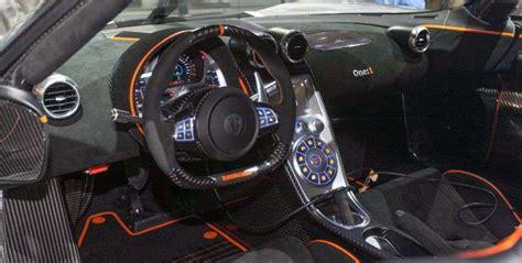koenigsegg one interior koenigsegg one 1 price top speed engine specs 0 60