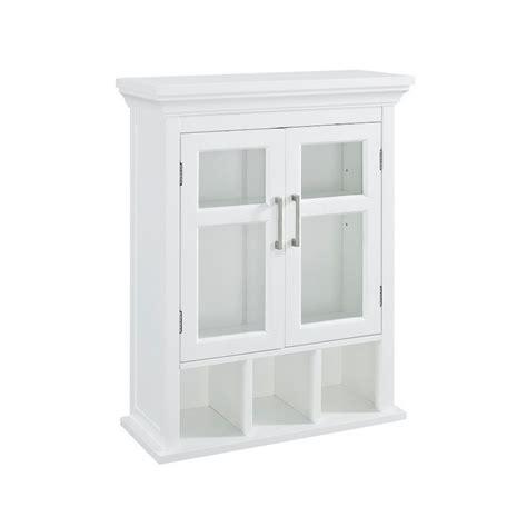 home depot bathroom wall cabinets glacier bay 23 inch bath storage wall cabinet the home