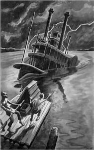 Huck Finn and Jim | Big River | Pinterest